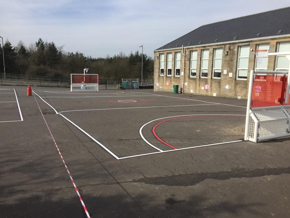 football pitch shotts salsbrugh