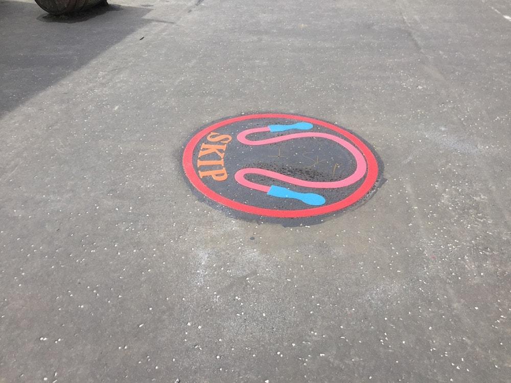 skip circle, shotts-salsbrugh